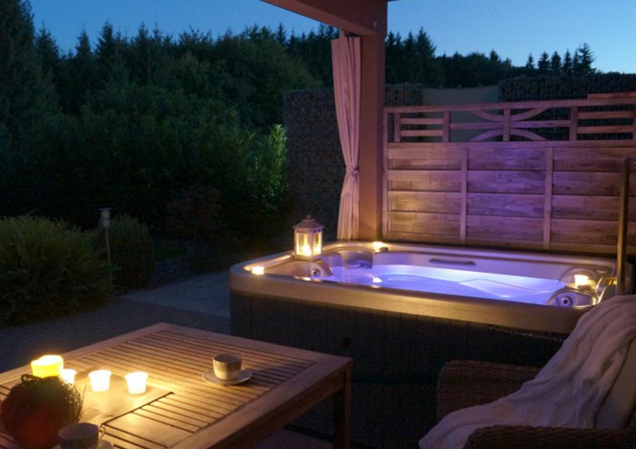 Jacuzzi In Tuin : Parnassia gardens is gespecialiseerd in tuinarchitectuur